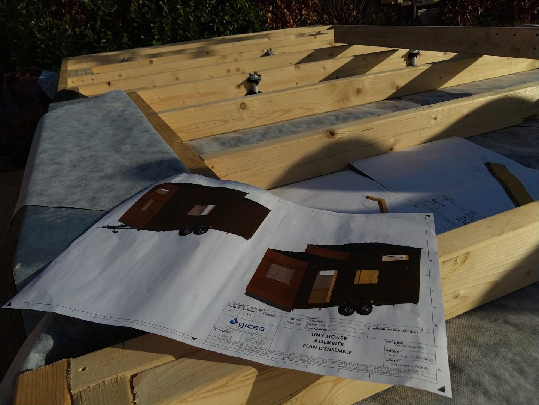 plan pour concevoir une tiny house