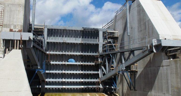 Dimensionnement D'une Vanne De Régulation D'un Barrage Hydraulique